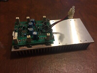 Bk Components St 3030 Parts - Main Output Board Right Channel
