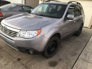 2009 Forester  ($ 12895)