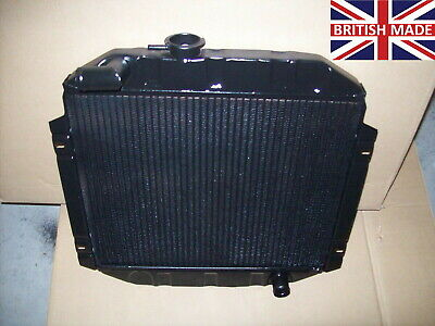 RADIATOR TO FIT FORD ESCORT RS 2000  MK2 UPRATED CORE