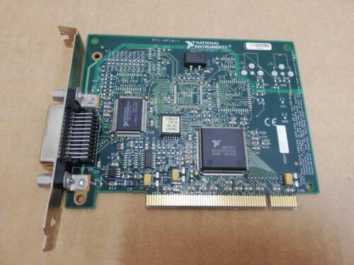 National Instruments PCI-GPIB IEEE 488.2 DAQ Card 183617G-01