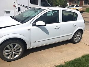 2008 Saturn Astra Body Man Special