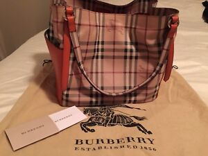 Authentic Burberry Bag Almost Brand New