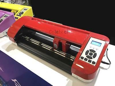 A3 A4 Desktop Vinyl Cutter Plotter Sign Sticker Making Contour Cutting Software