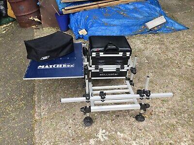 Used Stillwater fishing seat box