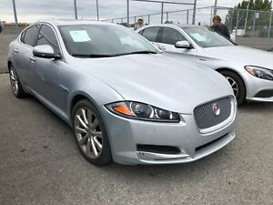2014 Jaguar XF 3.0L AWD CUIR, TOIT, BLUETOOTH