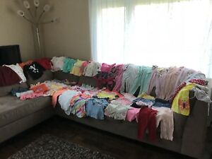 Girls 12-18 months clothes. $25 for the lot.