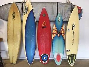 Surfboard and surfwear sale Warana Maroochydore Area Preview
