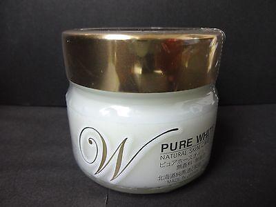 Japan Hokkaido Pure Horse oil 100% Pure White Moisturizing Cream 100g