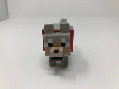 Minecraft Wolf Action Figure