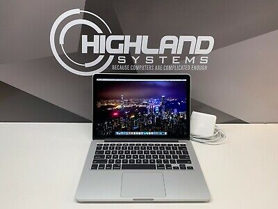 MACBOOK PRO 13 | RETINA | CORE i7 | 1TB SSD | 16GB | WARRANTY | OS-2019