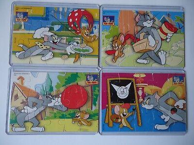 Tom u. Jerry - Puzzles  2008 - Kompl. + BPZ
