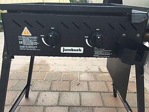 Jumbuck 2 Burner with 9kg Gas Bottle Balga Stirling Area Preview
