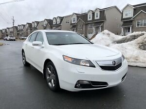 2012 Acura TL AWD low KMs! Price dropped