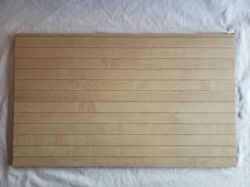 Genuine Brunswick ProLane Synthetic Bowling Lane Section 13x21