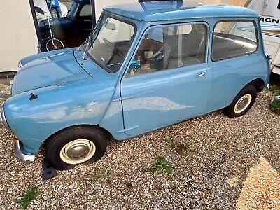 Classic Morris mini minor mark 1 April 1960 very rare
