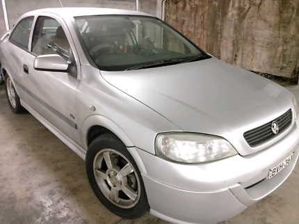 Holden Astra 2001 City edition 1.8 16V  with only 86000 Km $3000