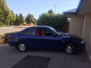 Mitsubishi Lancer CE manual Seaford Meadows Morphett Vale Area Preview