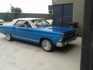 1967 Ford Fairlane 500 Convertible Keilor East Moonee Valley Preview