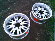 """17 x 8"""" 6 stud 4wd rims 2 only Drayton Toowoomba City Preview"""