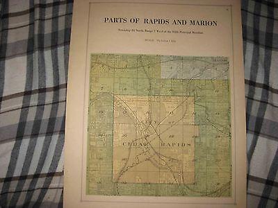 US CONFEDERATE STATES 1862 FL MAP Dunedin East Lake Leon Marion Orange Perrine