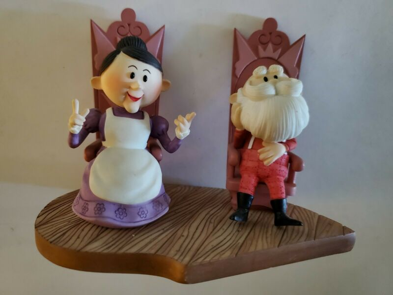 Enesco Rudolph and the Island of Misfit Toys figure Have a Holly Jolly Christmas