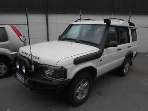 2003 Land Rover Discovery MK2 Turbo Diesel 4x4 Wangara Wanneroo Area Preview