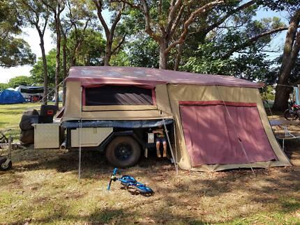 2011 GIC Off Road Camper Trailer