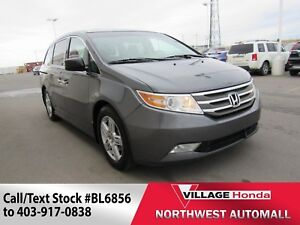 2011 Honda Odyssey Touring | Leather | Navi | DVD | Sunroof |