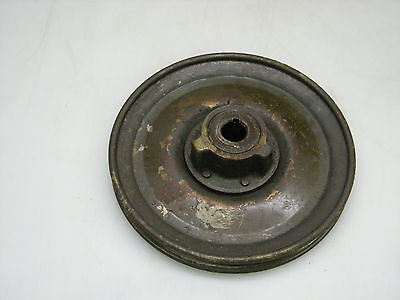 Part For Model 8m Wells Wellsaw Horizontal Band Saw - Motor Pulley - Single Spee
