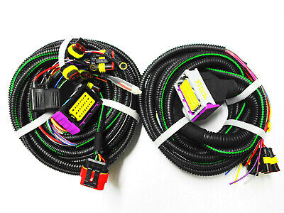 LPG LPG KME Nevo Plus Cable Loom 8-Zylinder 2-teilig