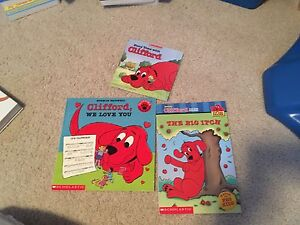 Clifford the dog  books
