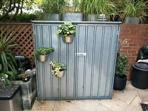 Outdoor Metal Storage Shed