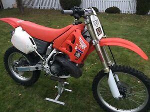 Clean 1990 Cr250R