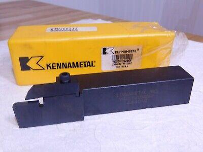 Kennametal Indexible Cutoff Grooving Tool Holder 1-14 Shank Dia 7 Oal 1015892