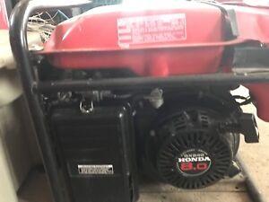 Kodiac/Honda generator