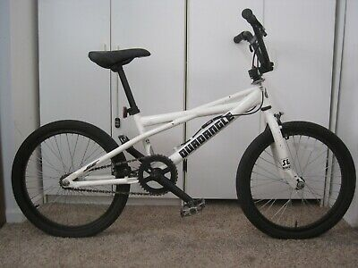 "2004 Haro Function F3 20/"" Kids BMX Bike Gyro Brakes Pegs Blue Steel USA Charity!"