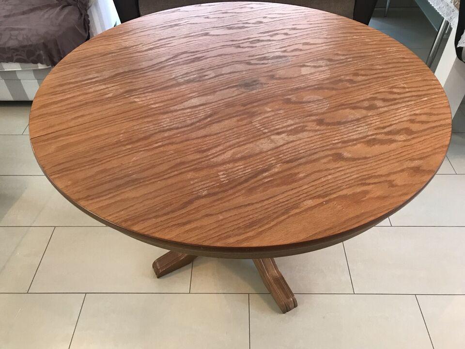 Holztisch Esstisch runder Tisch Küchentisch Rundtisch ausziehbar in Neumünster