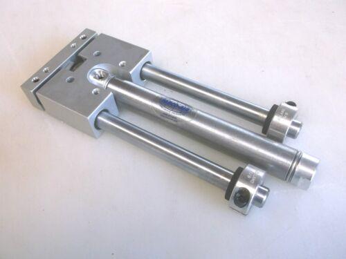 Fabco-Air FSS-588 Precision Dual Rod Pneumatic Slide NIBag