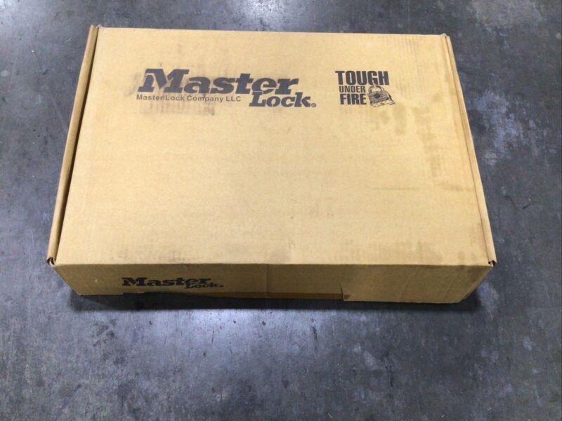 MASTER LOCK S1850 Lockout Station Unfilled #61C40PR4
