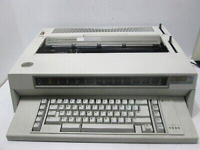 Ibm Wheelwriter 3 Series Ii Electronic Typewriter - Works Great