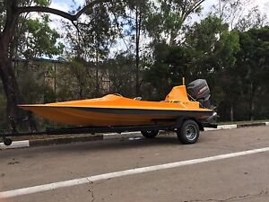 16.5' Tennessee RACE BOAT  200hp MARINA Sutherland Sutherland Area Preview