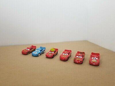 Disney Pixar Cars Lightning McQueen Themed Lot