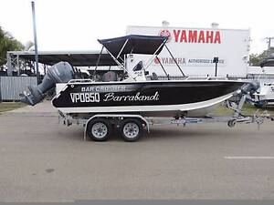 USED 2011 BARCRUSHER 535 WAVECRUSHER SC FOR SALE Burpengary Caboolture Area Preview