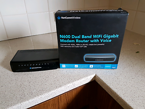 N600 dual band modem Holden Hill Tea Tree Gully Area Preview