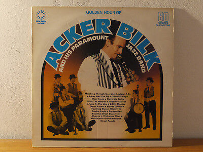 Golden Hour of Acker Bilk Vinyl LP Near Mint