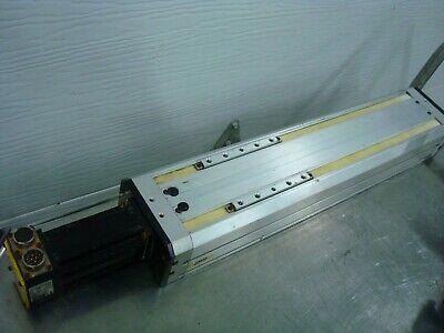 Parker 802-9552b Sm233ar-nmsn Linear Slide Positioner