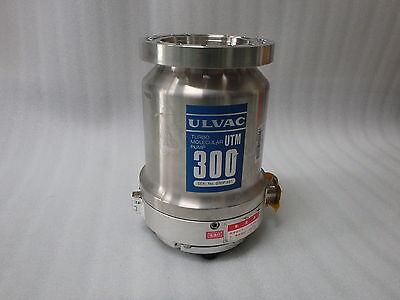 Ulvac Utm-300 Turbo Pump Sn.030p401