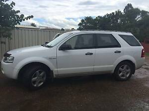 2007 Ford Territory Wagon Stroud Great Lakes Area Preview
