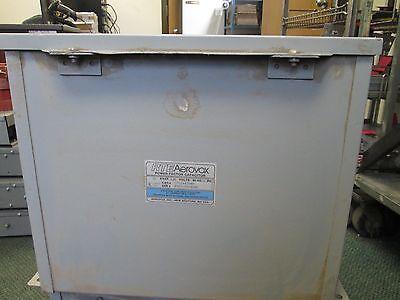 Aerovox Power Factor Capacitor C75z4835mt 35 Kvar 480v 60hz 3ph Used