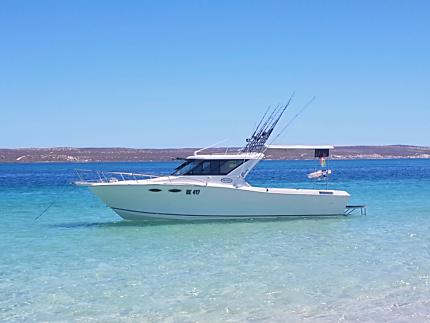 Sportcraft Hardtop Boat - Fishing  (Caribbean BarCrusher Surtees)
